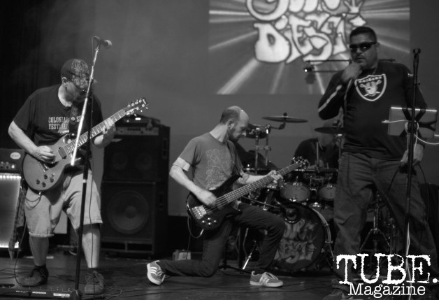 Sour Diesel at Colonial Fest in Sacramento, CA, March 26, 2017. Photo by Emma Montalbano.