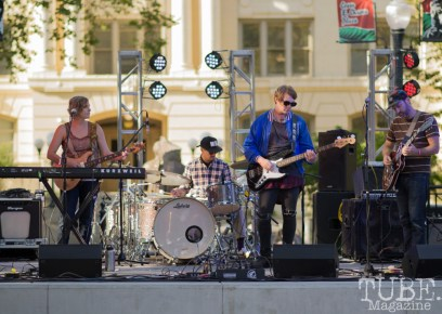 Salt Wizard. Concert in the Park, Sacramento CA 2017 Photo Dan Tyree