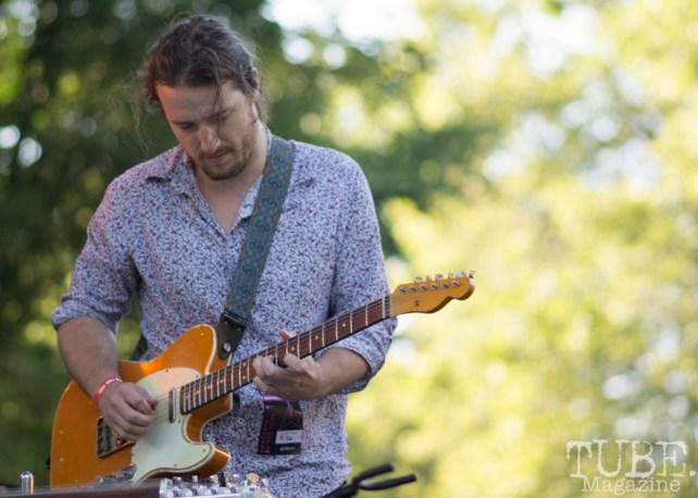 Alexander Chaney. Concert in the Park, Sacramento CA 2017 Photo Dan Tyree