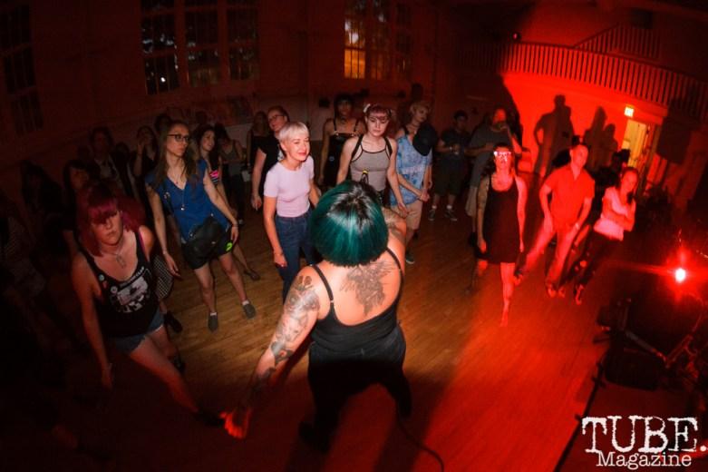 Ladyfest. July 22, 2017. Photo Cam Evans