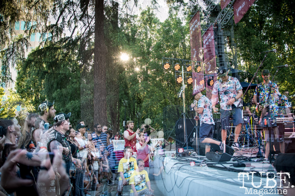 Another Damn Disappointment at Concert in the Park, in Sacramento, Ca. June 2017. Photo Heather Uroff.