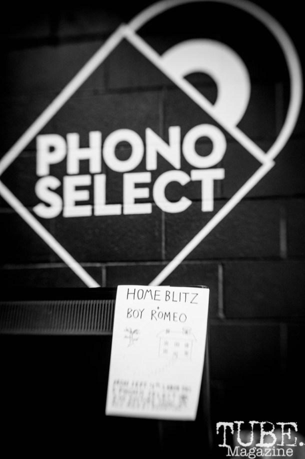 Phono Select Records, in Sacramento CA. September 2017. Photo Heather Uroff.