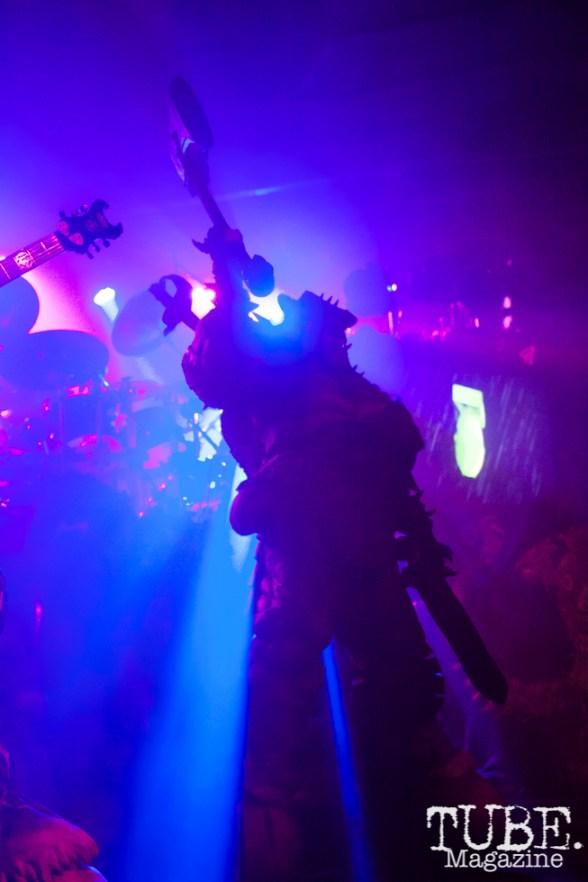 Bob Gorman (Bonesnapper) performing at Ace Of Spades in Sacramento, CA (11-19-2017). Photo Cam Evans