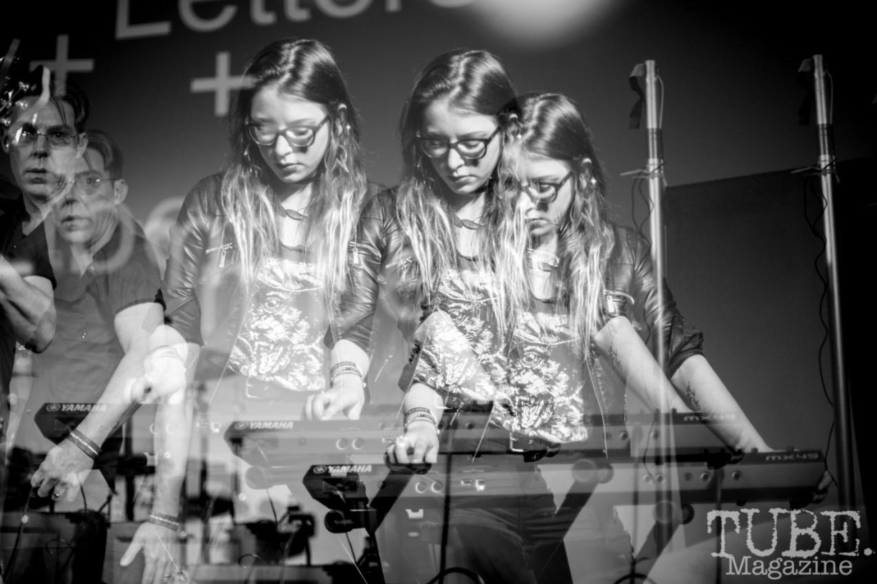 INXS, Halloween Show, The Verge, Verge Center for the Arts, Sacramento CA, March 24, 2018. Photo Melissa Uroff