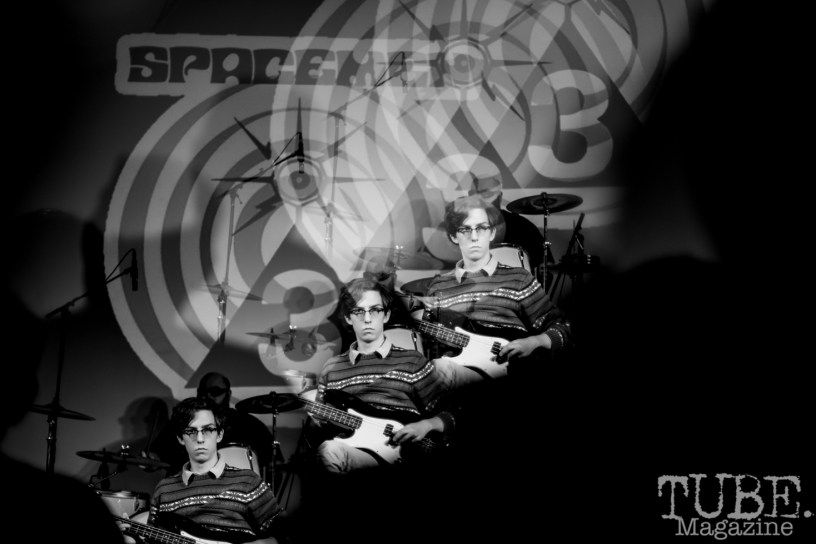 Spacemen 3, Halloween Show, Verge Center for the Arts, Sacramento CA, March 24, 2018. Photo Melissa Uroff