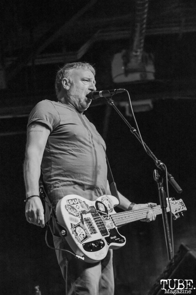 Peter Hook, Ace of Spades, Sacramento, CA, May 21, 2018, photo by Daniel Tyree