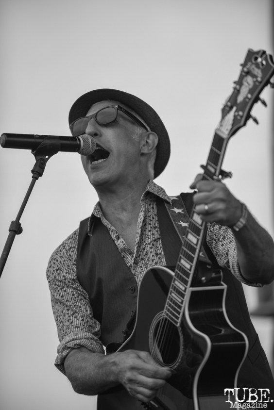 Tony Brusca of the Nickel Slots, First Fest, Sacramento, CA, May 5, 2018, Photo by Daniel Tyree