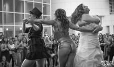 The Darling Clementines at Art Mix Pride: The Musical, Crocker Art Museum, Sacramento, CA, June, 14, 2018, Photo by Daniel Tyree