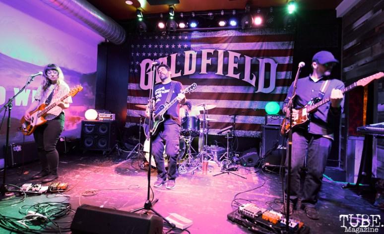 Jonah Matranga and Friends, Goldfield Trading Post, Sacramento, CA, June 15, 2018, Photo by Daniel Tyree