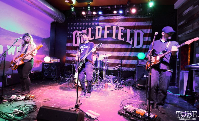 Jonah Matranga and Friends, Goldfield Trading Post, Sacramento, CA, June 15, 2018, Photo by Daniel Tyree
