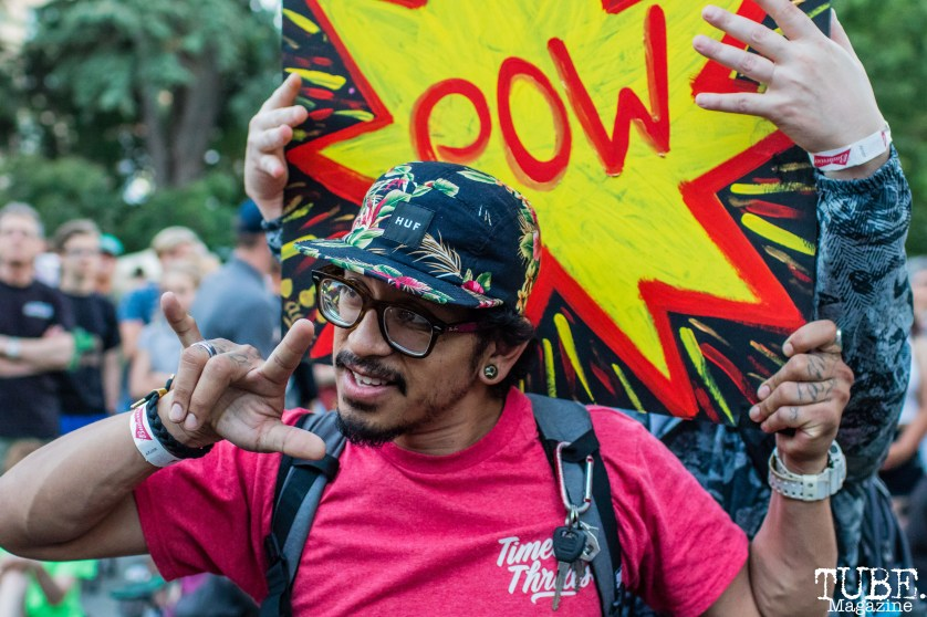 Ricky Rockety, Concerts in the Park, Cesar Chavez Park, Sacramento, CA. June 8, 2018. Photo Mickey Morrow