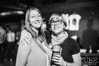 Heather Simoni and Jenn Bear. Blue Lamp. Sacramento CA. June 9, 2018.Photo Melissa Uroff