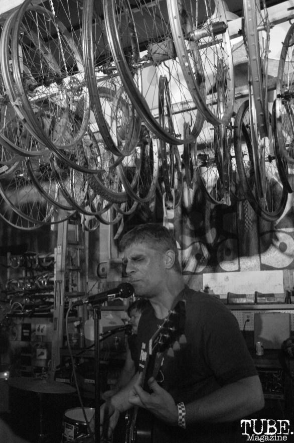 The Four Eyes, Sacramento Bicycle Kitchen, Sacramento, CA. July 14, 2018. Photo Benz Doctolero