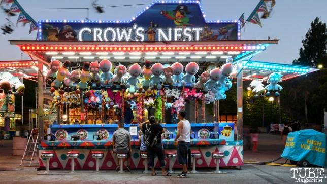The Crow's Nest, California State Fair, Cal Expo, Sacramento, CA, July 13, 2018 Photo by Daniel Tyree