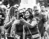 Attendees, Concerts in the Park, Cesar Chavez Park, Sacramento, CA, July 20th, 2018, Photo by Mickey Morrow
