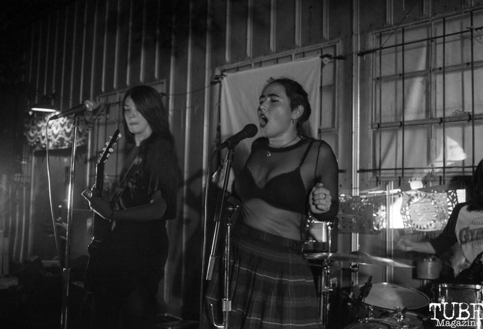 Destroy Boys, Daydream Festival, Latino Center of Art and Culture, Sacramento, CA. August 5, 2018. Photo Benz Doctolero