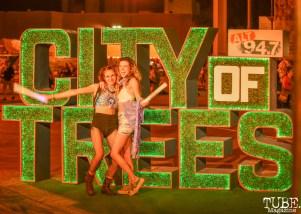 Jenn and Natalie, City of Trees, Papa Murphy's Park, Sacramento, CA, September 22, 2018, Photo by Daniel Tyree