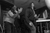 Liver Cancer, Norcal Noisefest, The Colony, Sacramento, CA. October 7, 2018. Photo Benz Doctolero
