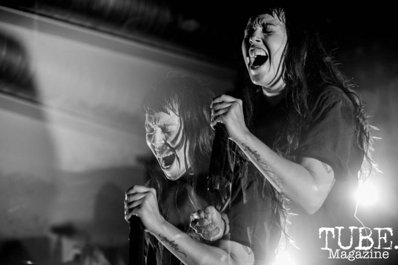 Rituals of Mine, Goldfield, Sacramento CA. October 2, 2018. Photo Melissa Uroff