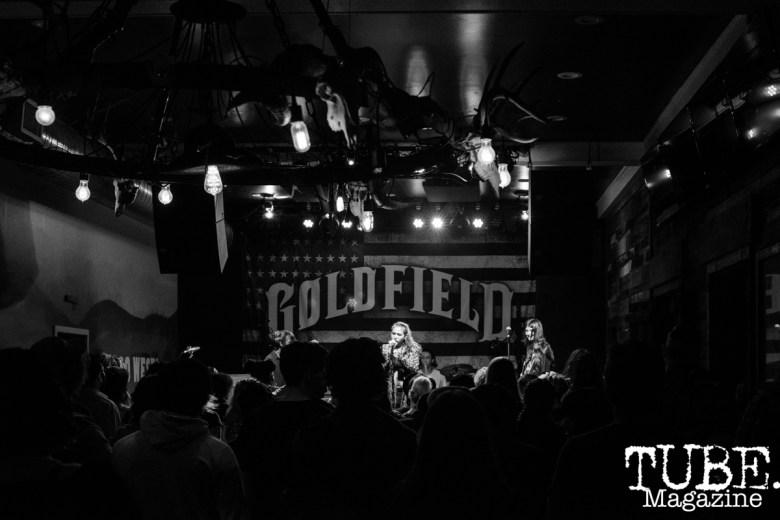 Destroy Boys, Goldfield, Sacramento CA. October 2, 2018. Photo Melissa Uroff