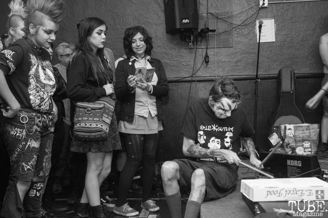 Attendees for 916 FEST in Sacramento, CA. November 3, 2018. Photo Benz Doctolero