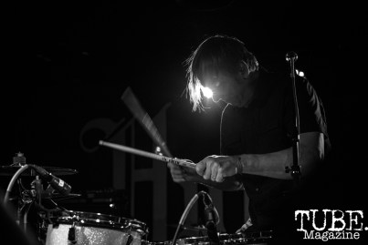 Dale Crover Band, Holy Diver, Sacramento CA. December 12, 2018. Photo Melissa Uroff