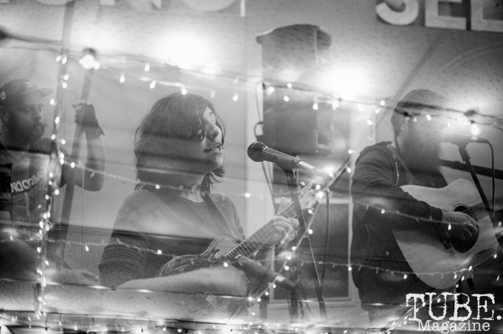 Dandelion Massacre, Phono Select Records, December 8 2018. Photo Heather Uroff