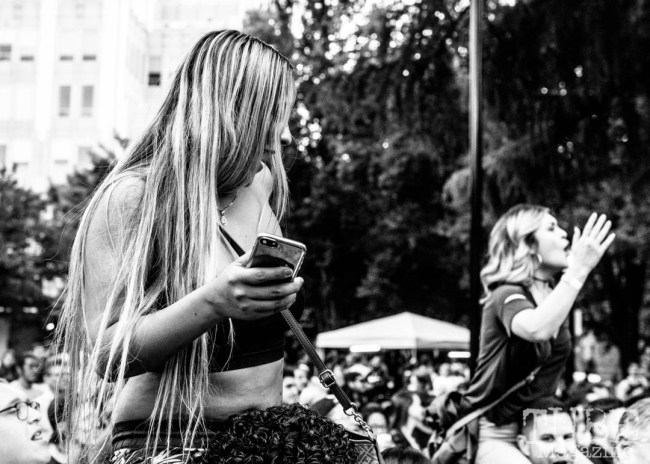 Concerts in the Park, Sacramento CA. Photography Mickey Morrow.
