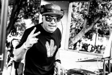 DJ Eddie 2, CIP, Sacramento CA. Photo Mickey Morrow