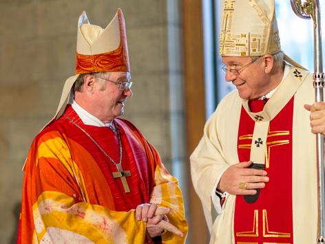 Manfred Scheuer ist neuer Linzer Bischof  religionORFat
