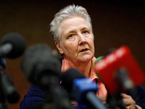 Marie Collins, ehemaliges Mitglied der päpstlichen Opferschutzkommission. Selbst Missbrauchsopfer