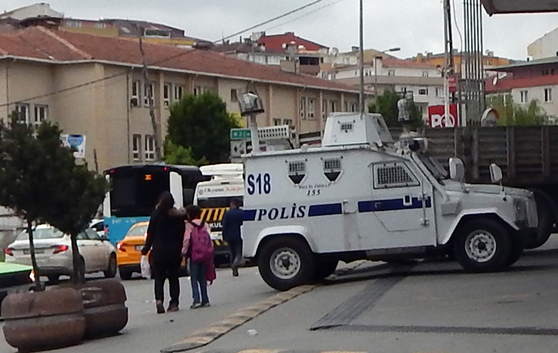Orte in der Türkei