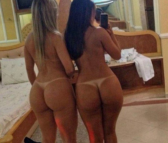 Two Booty Pawgs