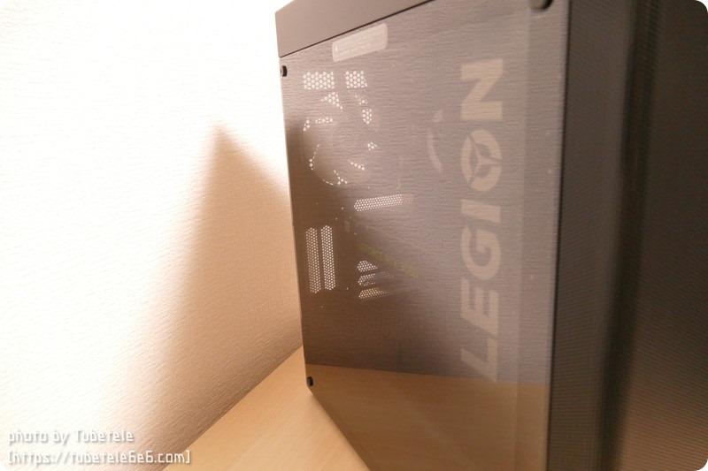 新しいPC ( Lenovo Legion T750i / RTX3080 ) の初陣!1時間半の動画を作りました。(見た目の写真もあり)