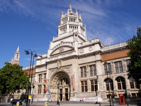 Victoria And Albert Museum - Hammersmith King' Cross St Pancras