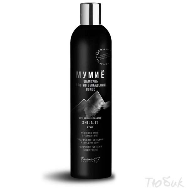 Шампунь против выпадения волос Мумие