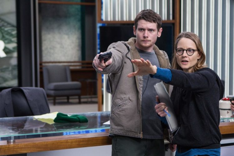 Women Directors You Should Know After Watching Wonder Woman: Jodie Foster and Jack O'Connell, Money Monster
