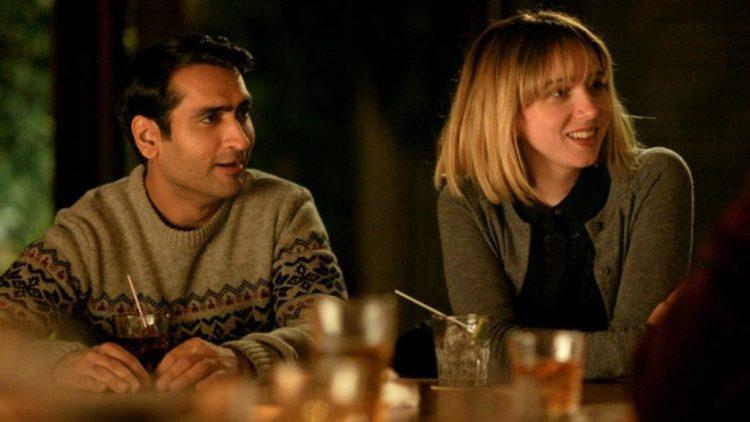 Best Movies of 2017: The Big Sick: Kumail Nanjiani and Zoe Kazan