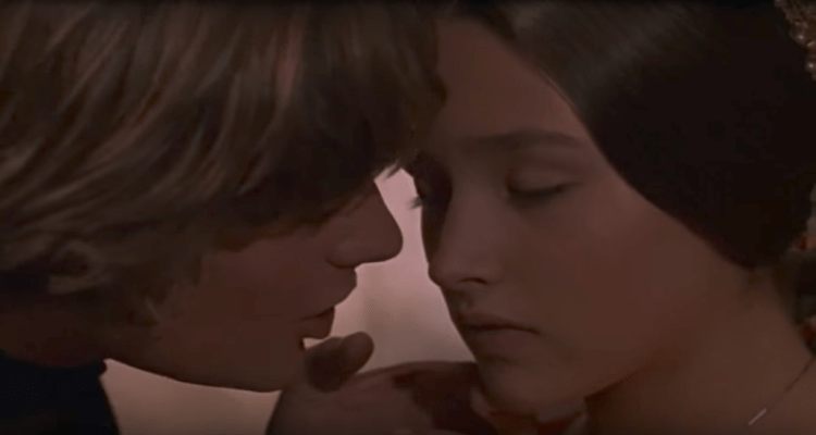 Best Kissing Scenes: Romeo and Juliet