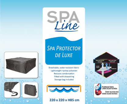 Spa Protector deLuxe 220 x 220 x 85 cm By Spa Line