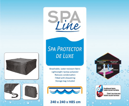 Spa Protector deLuxe 240 x 240 x 85 cm By Spa Line