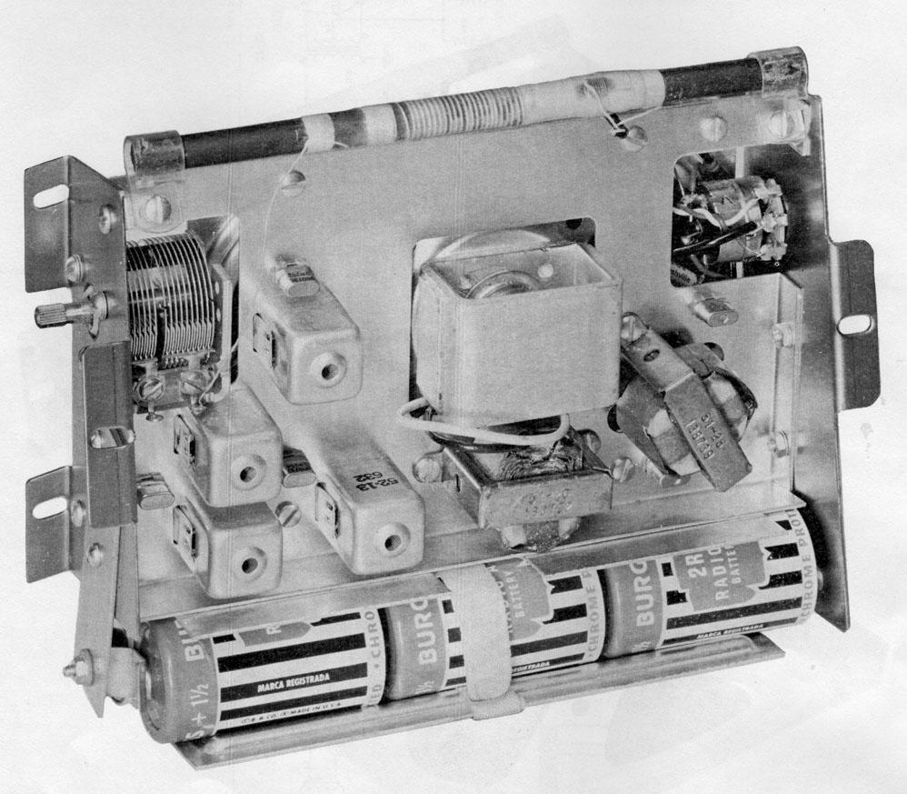 Transistor Schematic Heathkit Xr2 6 Transistor Radio Schematic