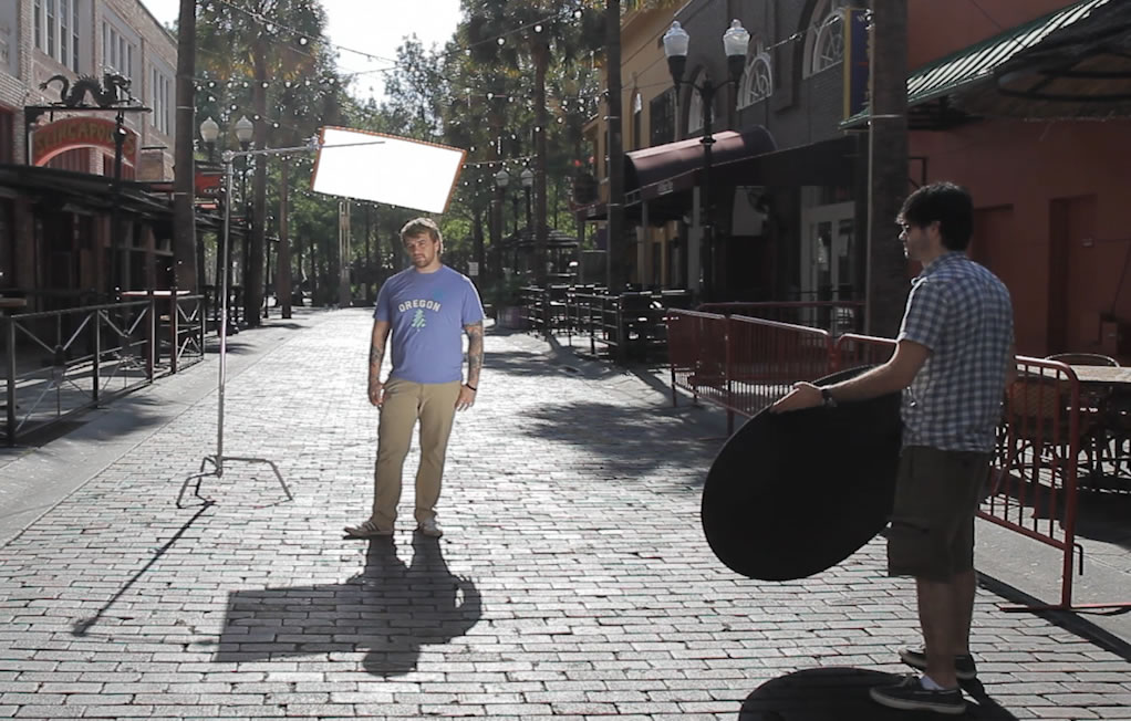 Outdoor Lighting Techniques & Tips for Video Production