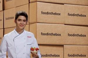 Fabian Leon (Cofundador de Food in the Box)
