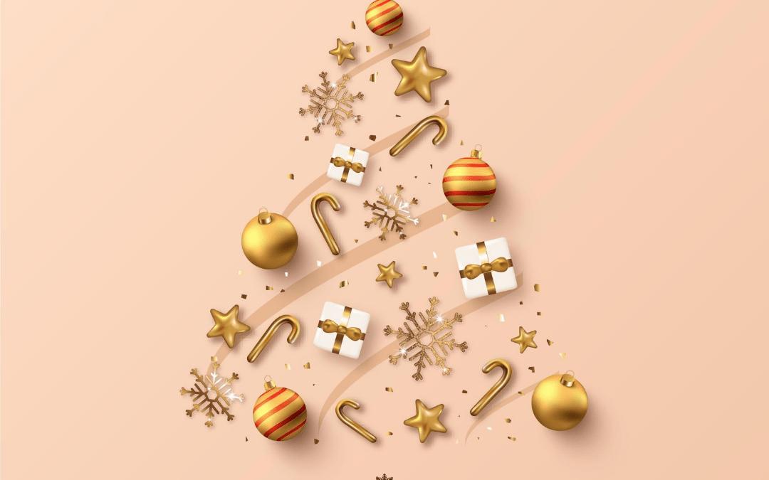 ¡Feliz Navidad y Feliz Año Nuevo!