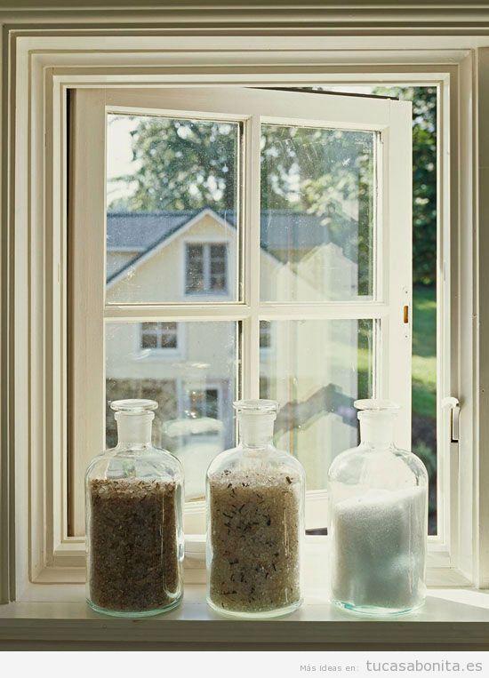 Ideas para decorar cuartos de bao y lavabos pequeos  Tu