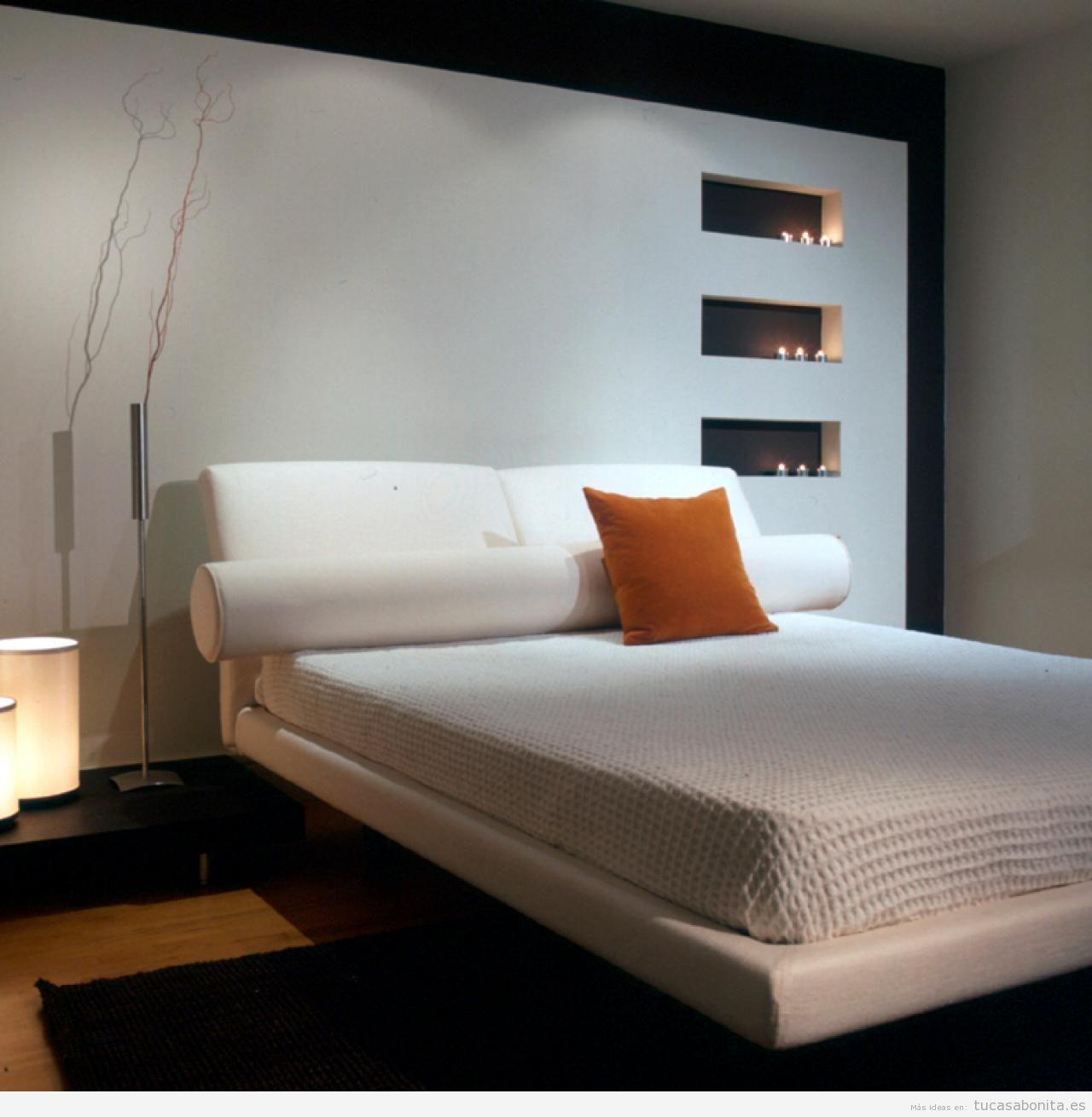 10 estilos diferentes para decorar un dormitorio de