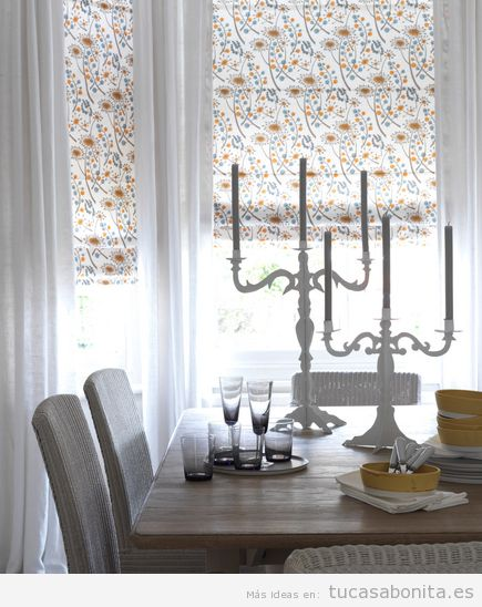 Comedor  Tu casa Bonita  Ideas para decorar pisos modernos