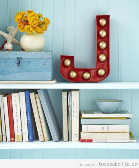 Manualidaes originales y bonitas para decorar tu hogar