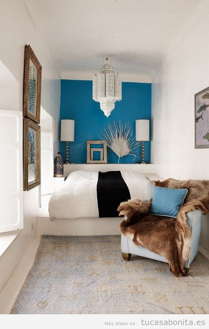Ideas para amueblar y decorar una habitacin de matrimonio